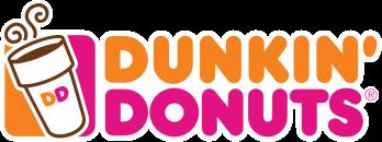 dunkin png logo